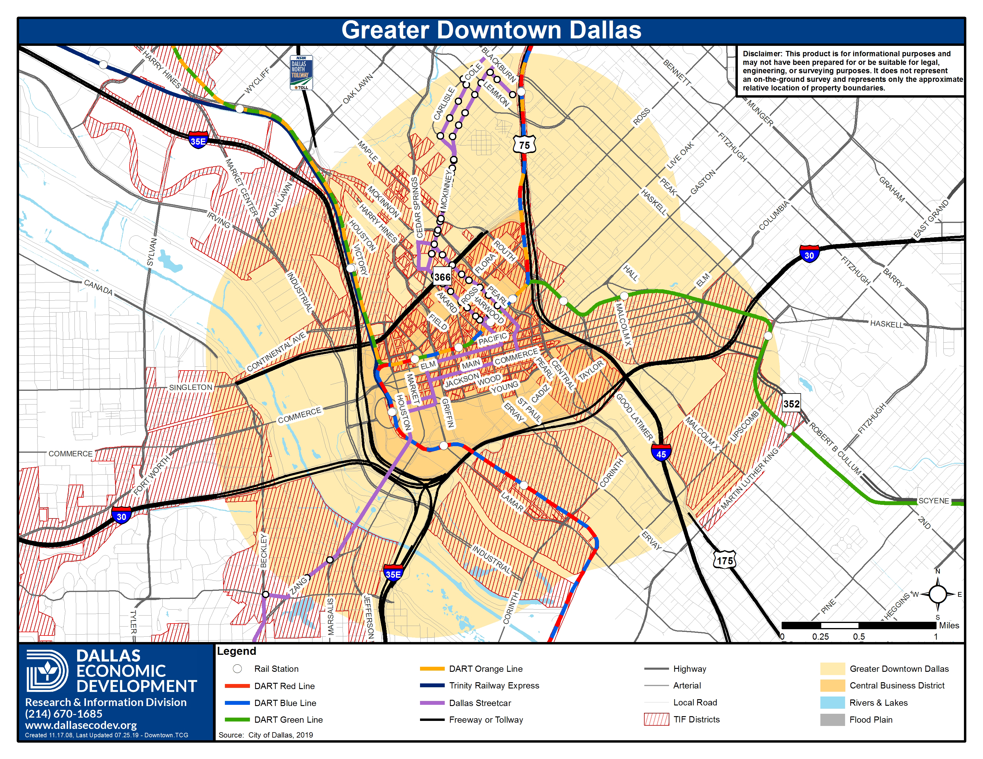 Downtown Dallas_Updated
