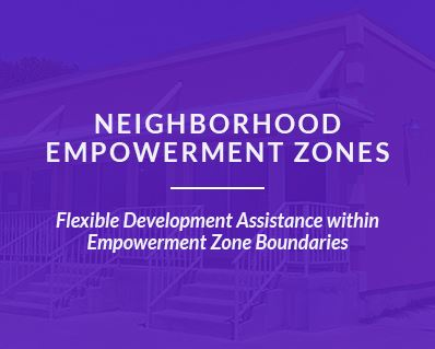 NEIGHBORHOOD EMPOWERMENT ZONES-Button_1