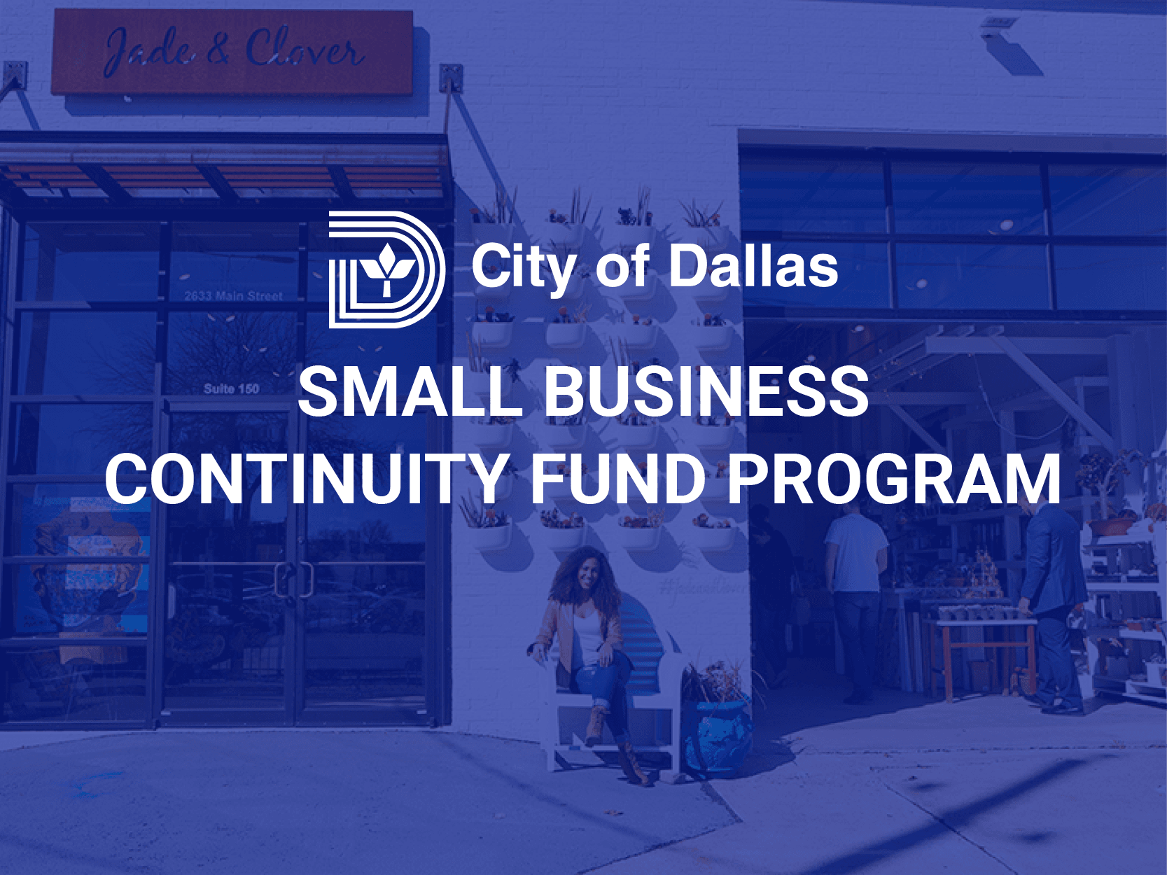 Small Business Continuity Fund - Features