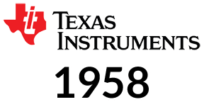 In 1958, Jack Kilby of Texas Instruments invented the integrated circuit